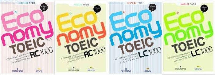 Sach luyen thi toeic economy 1 2 3 4 5