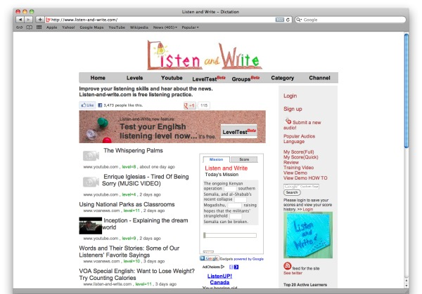 Listen-and-Write